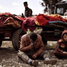 بيان رسمي: جريمة قصف الأبرياء في الموصل